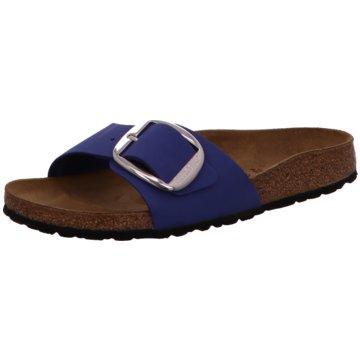 Birkenstock Klassische PantolettePantolette blau