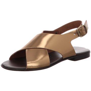 DE.VI.L. Shoes Top Trends Sandaletten braun