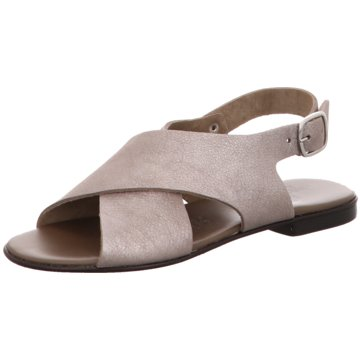 DE.VI.L. Shoes Top Trends Sandaletten beige