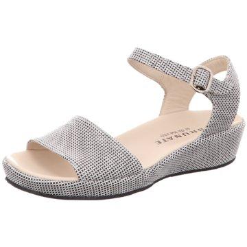 Brunate Komfort Sandale weiß