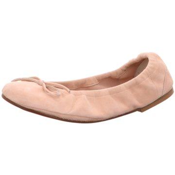 Pascucci Faltbarer Ballerina rosa