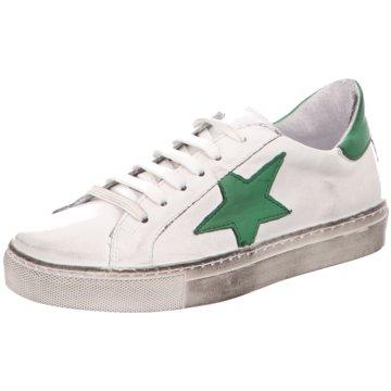 Lazamani Sneaker weiß
