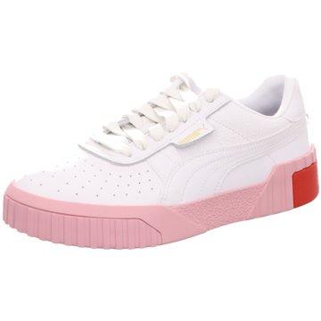Puma Top Trends Sneaker weiß