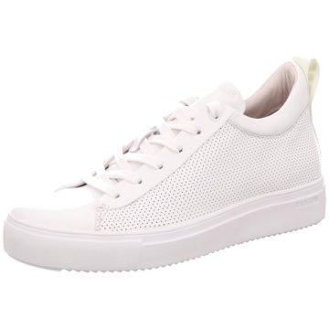 Blackstone Sneaker High weiß