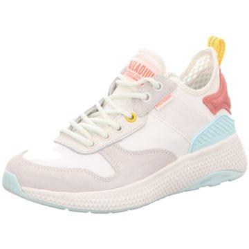 Palladium Top Trends Sneaker weiß