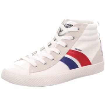 Palladium Sneaker High weiß