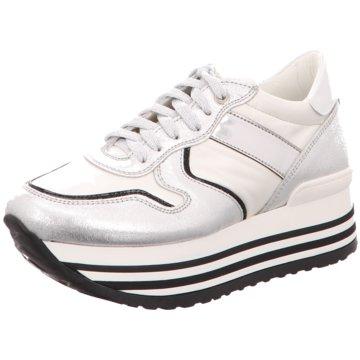 No Claim Plateau Sneaker grau