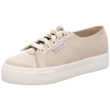 Superga Top Trends Sneaker beige