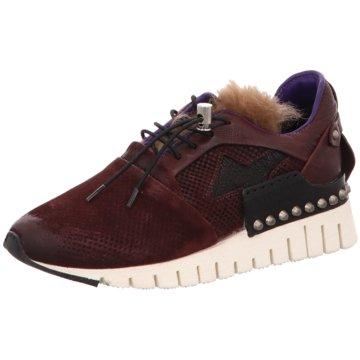 A.S.98 Plateau Sneaker rot