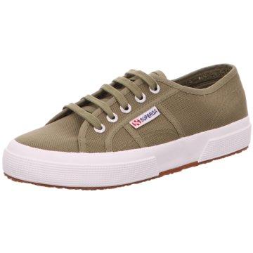 Superga Sneaker2750 Cotu Classic grün