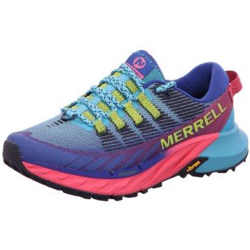 Merrell Outdoor Schuh blau