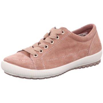 Legero Komfort Schnürschuh rosa