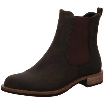 Ecco Chelsea Boot oliv