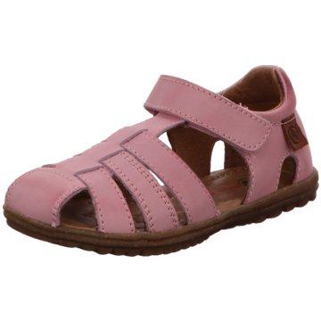 Naturino Offene Schuhe rosa