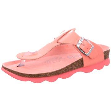 Superfit Offene Schuhe rosa