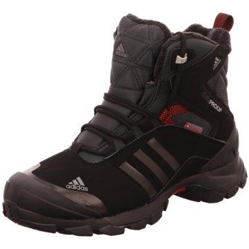 adidas Wanderschuhe schwarz