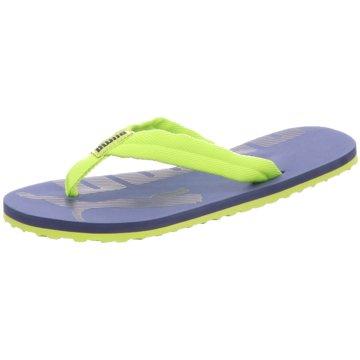 Puma Offene Schuhe grün