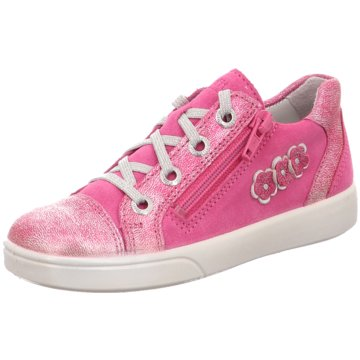 Superfit Sneaker Low pink