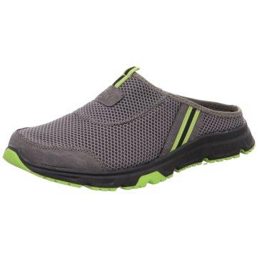 Supremo Komfort Schuh grau