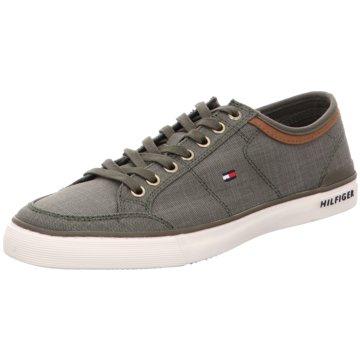 Tommy Hilfiger Sneaker Low grau