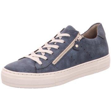 Jenny Sneaker Low blau