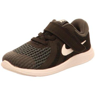 Nike Sportschuh oliv