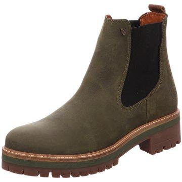 Black Chelsea Boot oliv