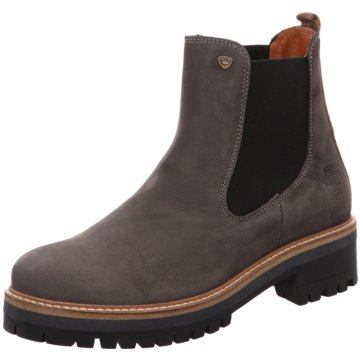 Black Chelsea Boot grau