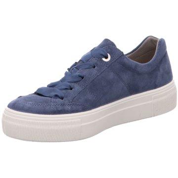 Superfit Plateau SneakerSneaker blau
