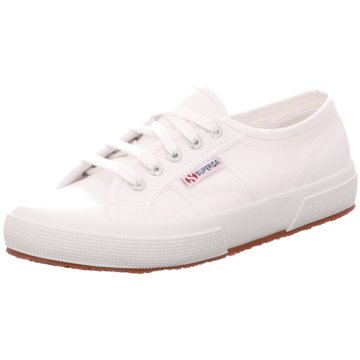 Superga SneakerCotu Classic weiß
