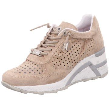 Cetti Sneaker Wedges beige