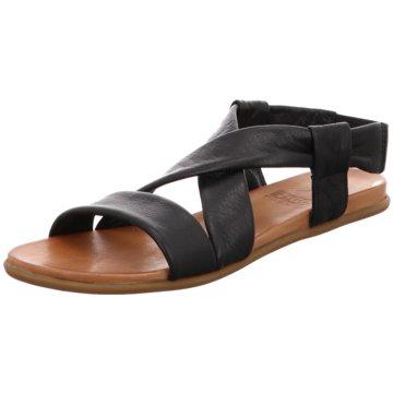 Cosmos Comfort Sandale schwarz