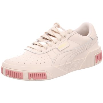 Puma Sneaker LowCali Bold Wn  s weiß