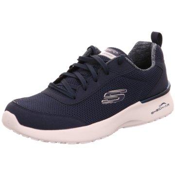 Skechers Sportlicher SchnürschuhSkechers blau