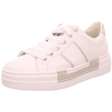 Rieker Plateau SneakerSneaker weiß
