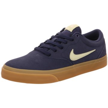 Nike Sneaker LowNike SB Charge Suede - CT3463-400 blau
