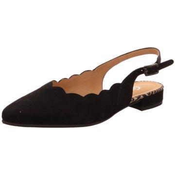 Gabor comfort Top Trends Ballerinas schwarz