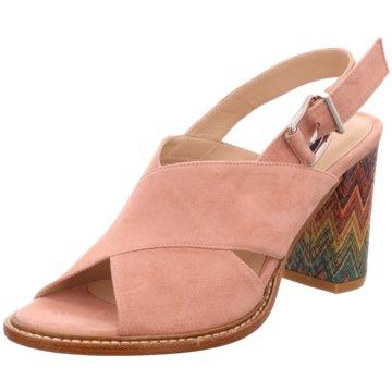 Zinda Sandalette rosa