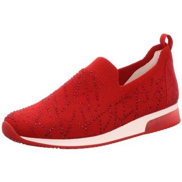 ara Sportlicher Slipper rot