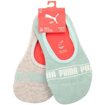 Puma Socken & Strumpfhosen grau