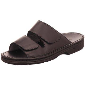 Baldessarini Komfort Sandale schwarz
