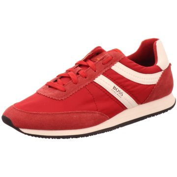 Hugo Boss Sneaker Low rot
