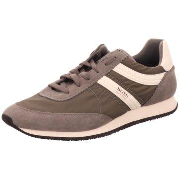Hugo Boss Sneaker Low braun