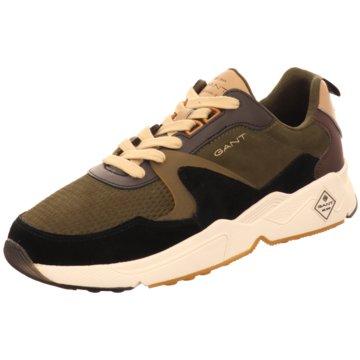 Gant Sneaker Low grün