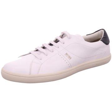 Hugo Boss Sneaker Low weiß
