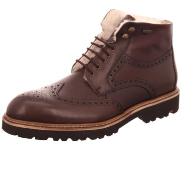 Lloyd Boots CollectionVARON braun