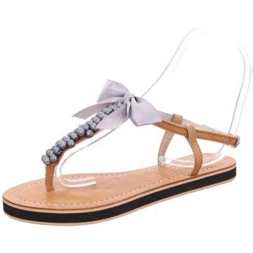 Bali-Bali Top Trends Sandaletten gold