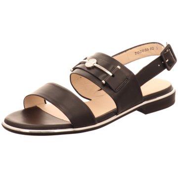 Peter Kaiser Top Trends Sandaletten schwarz