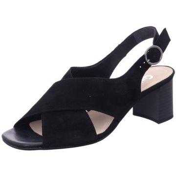 Gabor Top Trends Sandaletten schwarz