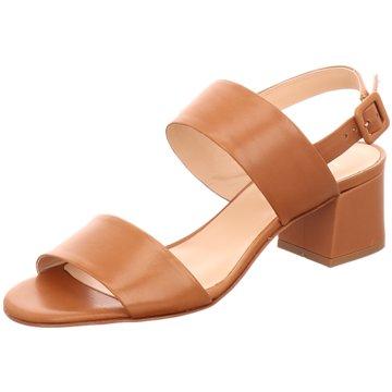 Bagnoli Top Trends Sandaletten braun